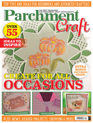 Parchment Craft SeptOct 2020