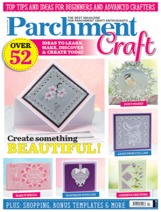 Parchment Craft JanuaryFebruary 2021