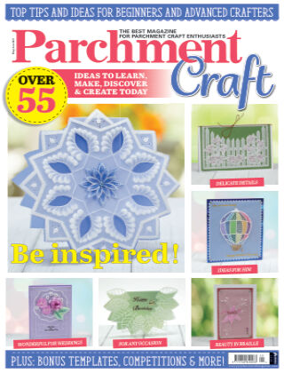 Parchment Craft May/June 2021