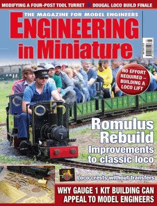 Engineering in Miniature MAY 2020