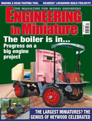 Engineering in Miniature JULY 2020