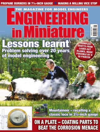 Engineering in Miniature AUG 2020