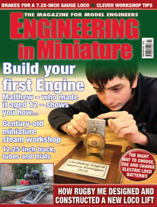 Engineering in Miniature February 2021