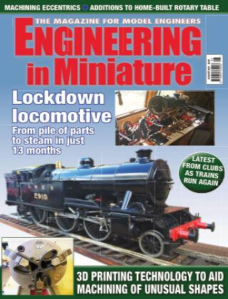 Engineering in Miniature August-21