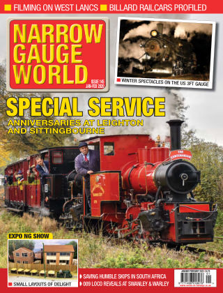 Narrow Gauge World JAN-FEB 2020