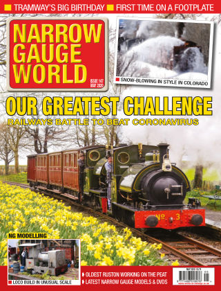 Narrow Gauge World MAY 2020