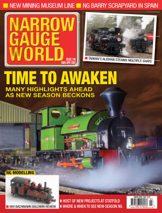 Narrow Gauge World MAR-APR 2020