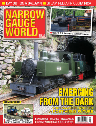 Narrow Gauge World JUNE 2020