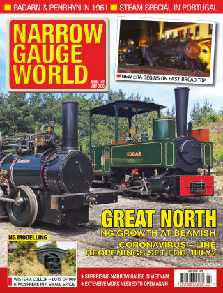 Narrow Gauge World JULY 2020