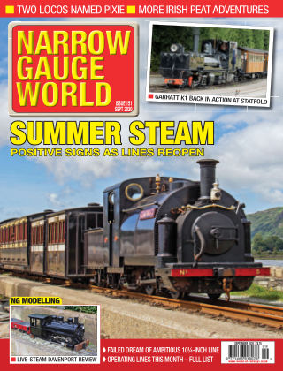Narrow Gauge World AUGUST 2020
