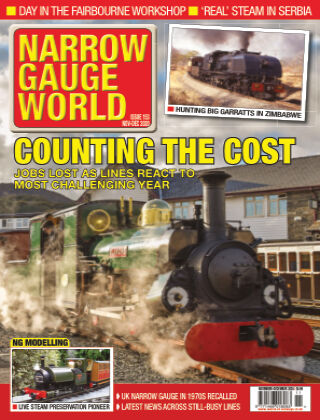 Narrow Gauge World NOV-DEC 2020