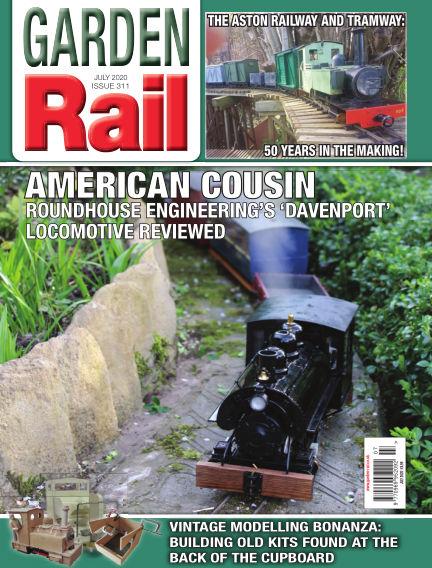 Garden Rail June 18, 2020 00:00