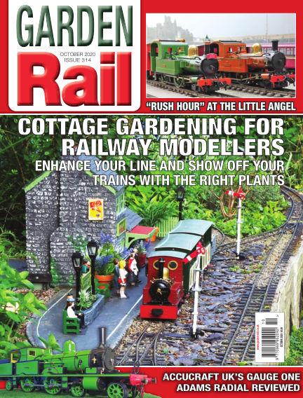 Garden Rail September 17, 2020 00:00