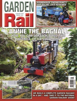 Garden Rail August 2021
