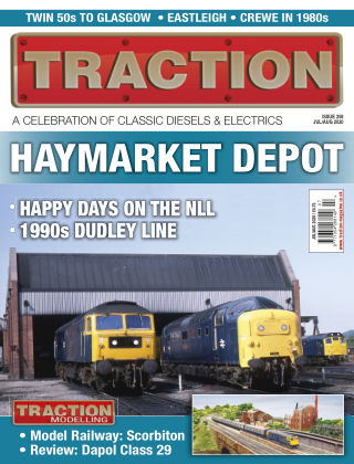 Traction July August 2020