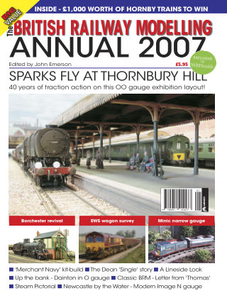 British Railway Modelling (BRM) Annual 2007