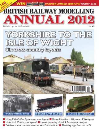 British Railway Modelling (BRM) Annual 2012