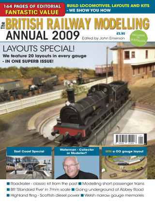 British Railway Modelling (BRM) Annual 2009