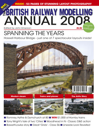 British Railway Modelling (BRM) Annual 2008