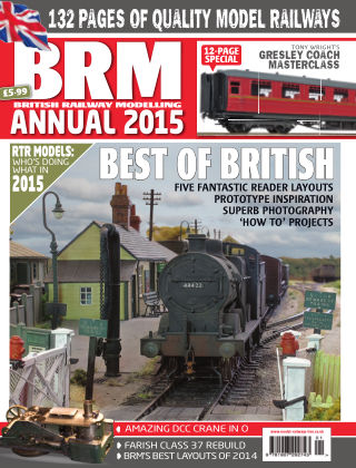 British Railway Modelling (BRM) Annual 2015