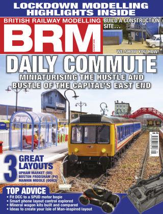 British Railway Modelling (BRM) August 2020