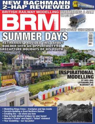 British Railway Modelling (BRM) November 2020