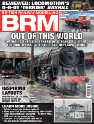 British Railway Modelling (BRM) January 2021