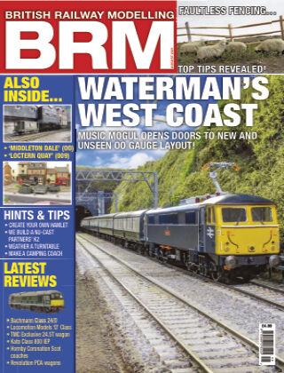 British Railway Modelling (BRM) August 2021