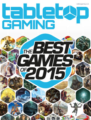 Tabletop Gaming – The Best Games Of… THEBESTGAMESOF2015