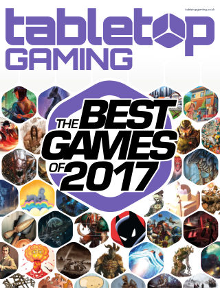 Tabletop Gaming – The Best Games Of… THEBESTGAMESOF2017