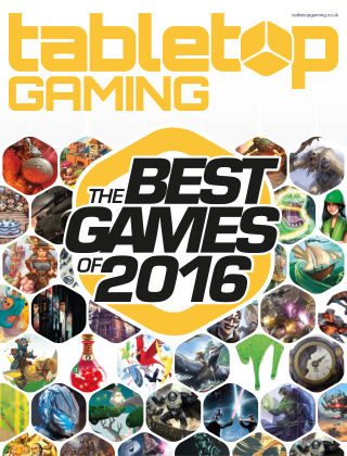 Tabletop Gaming – The Best Games Of… THEBESTGAMESOF2016