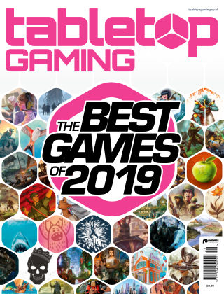 Tabletop Gaming – The Best Games Of… THEBESTGAMESOF2019