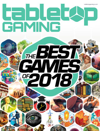Tabletop Gaming – The Best Games Of… THEBESTGAMESOF2018
