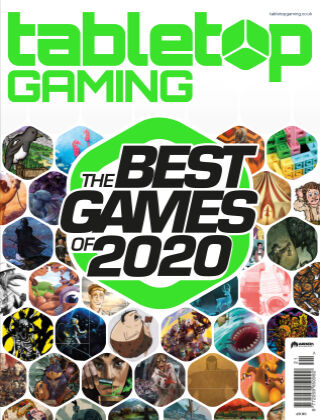 Tabletop Gaming – The Best Games Of… THEBESTGAMESOF2020