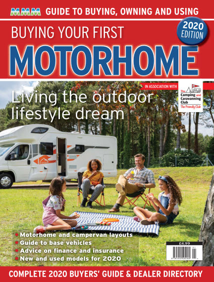 Buying Your First Motorhome