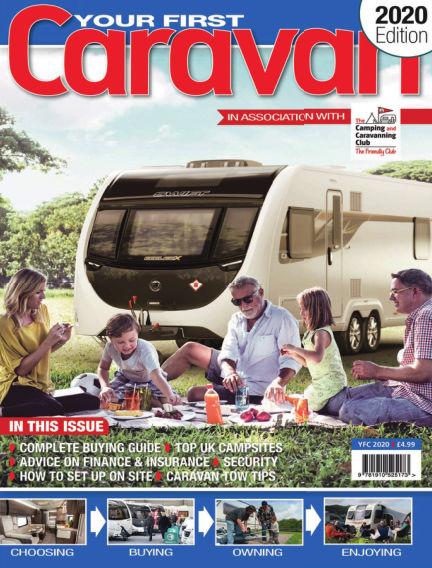 Your First Caravan July 29, 2020 00:00