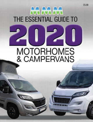 Motorhomes & Campervans - The Essential Guide to 2020 models 2020