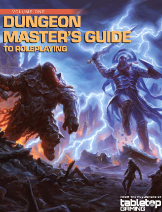 Tabletop Gaming – Game Master's Guide to Roleplaying Volume One