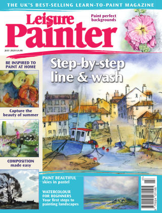Leisure Painter July 2020
