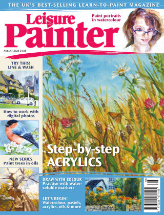 Leisure Painter August 2020