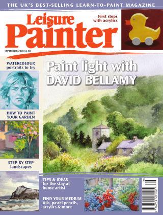 Leisure Painter September 2020