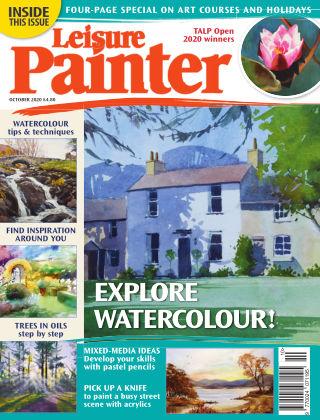 Leisure Painter October 2020