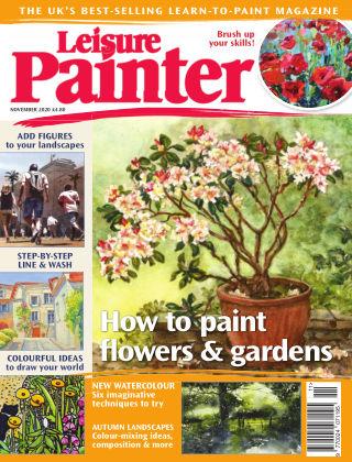 Leisure Painter November 2020