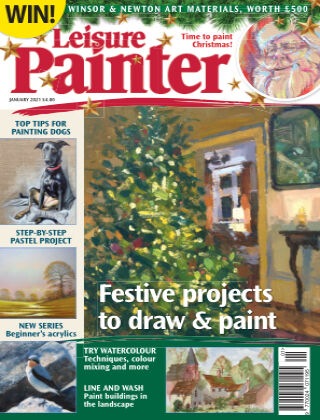 Leisure Painter January 2021