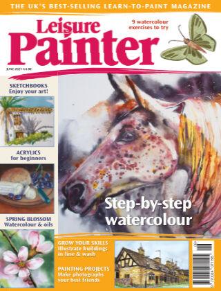 Leisure Painter June 2021