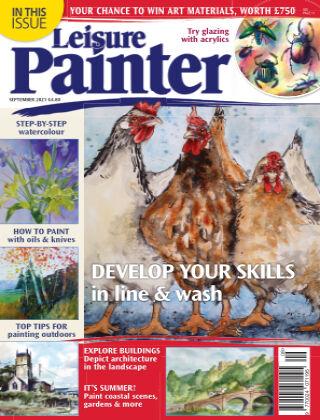 Leisure Painter September-21