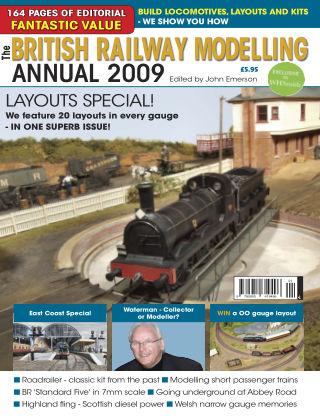 British Railway Modelling (BRM) Specials Annual 2009