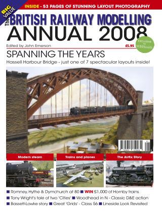 British Railway Modelling (BRM) Specials Annual 2008