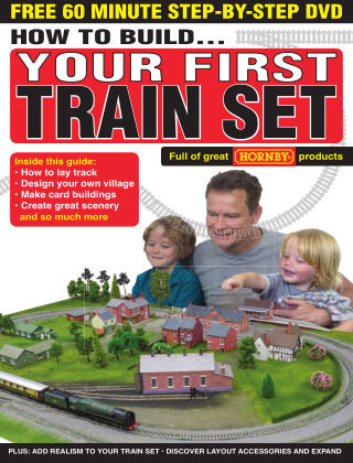 British Railway Modelling (BRM) Specials Your First Trainset