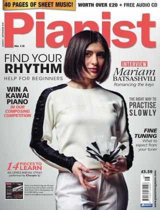 Pianist Magazine Pianist 115